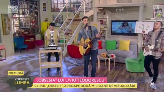 """""""Obsesia"""" lui Liviu Teodorescu"""