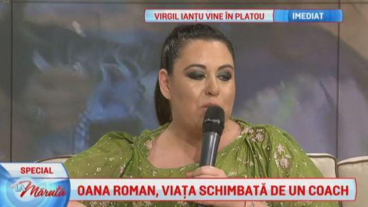 Oana Roman, viata schimbata de un coach