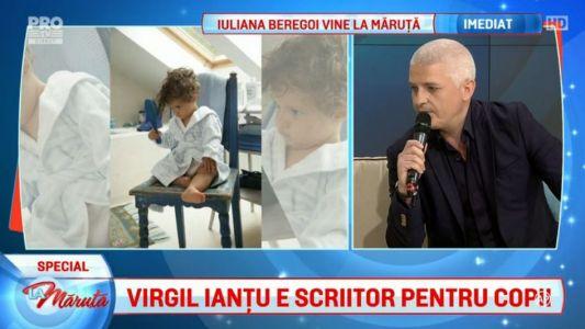 Virgil Iantu, scriitor pentru copii