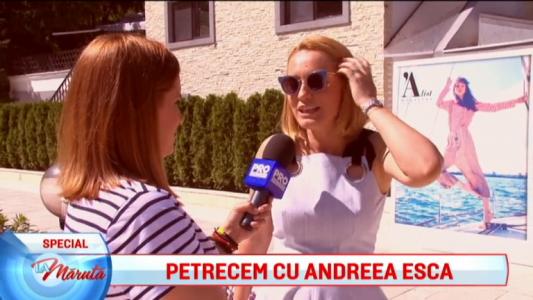 Petrecem cu Andreea Esca