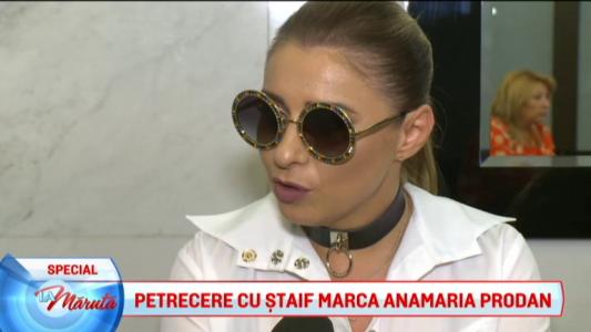 Petrecere cu staif marca Ana Maria Prodan
