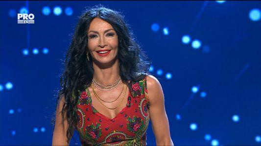 Mihaela Radulescu, eleganta si sexy in finala Romanii au talent
