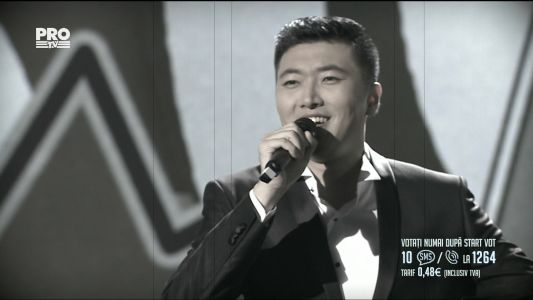 Romanii au talent 2017 - Finala: Fang Shuang - Interpreteaza piesa Of, Inimioara