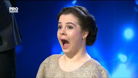 Castigator Romanii au talent 2017: Lorelai Mosnegutu
