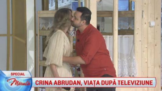 Crina Abrudan, viata dupa televiziune
