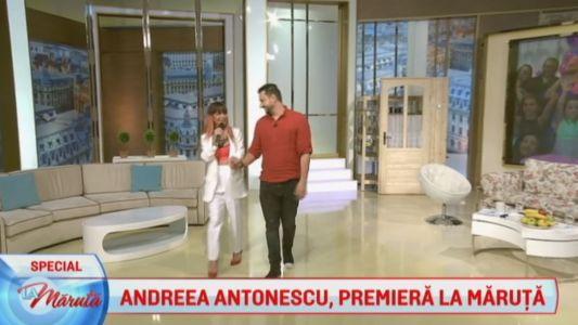 Andreea Antonescu, premiera La Maruta
