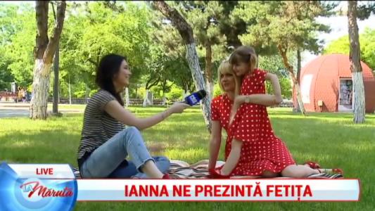 Ianna ne prezinta fetita