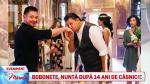 Bobonete, nunta dupa 14 ani de casnicie