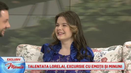 Talentata Lorelai, excursie cu emotii si minuni