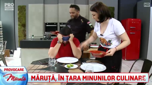 Maruta, in tara minunilor culinare 20.06.2017