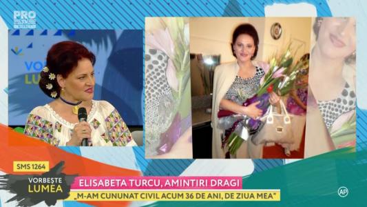Elisabeta Turcu, amintiri dragi