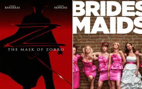 Vara se joaca la ProTV: MAINE, de la 20:30, Masca lui Zorro, iar de la 23:15 ai Domnisoare de onoare