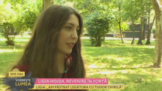 Ligia Hojda, revenire in forta