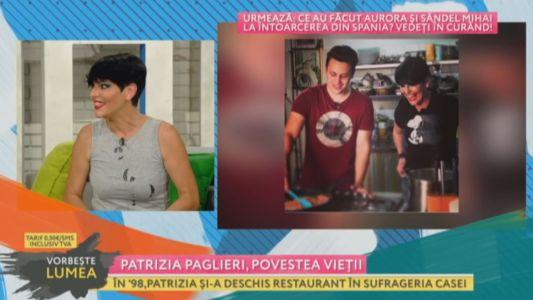 Patrizia Paglieri, povestea vietii
