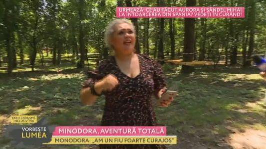 Minodora, aventura totala