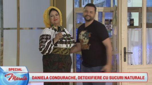 Daniela Condurache, detoxifiere cu sucuri naturale