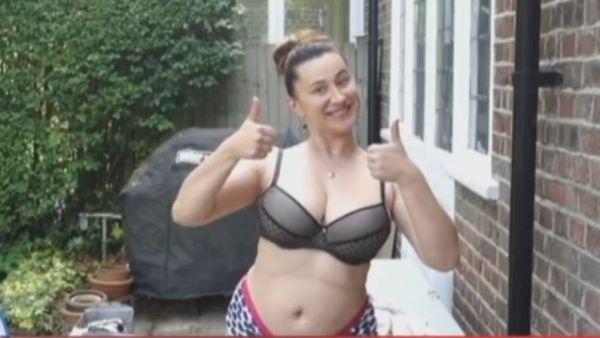 Mandra de kilogramele in plus, inspira mii de femei