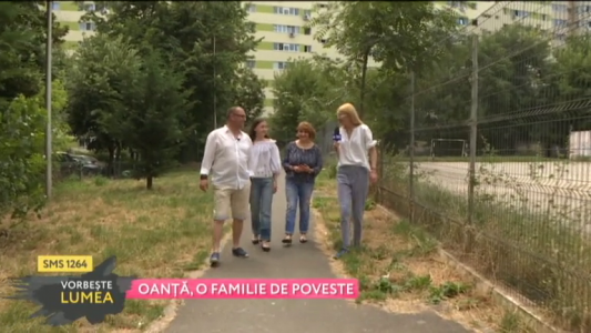Oanta, o familie de poveste