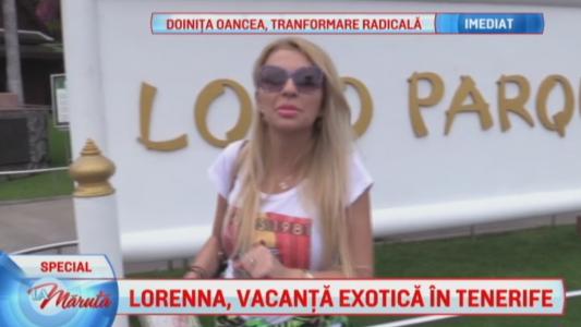 Lorenna, vacanta exotica in Tenerife