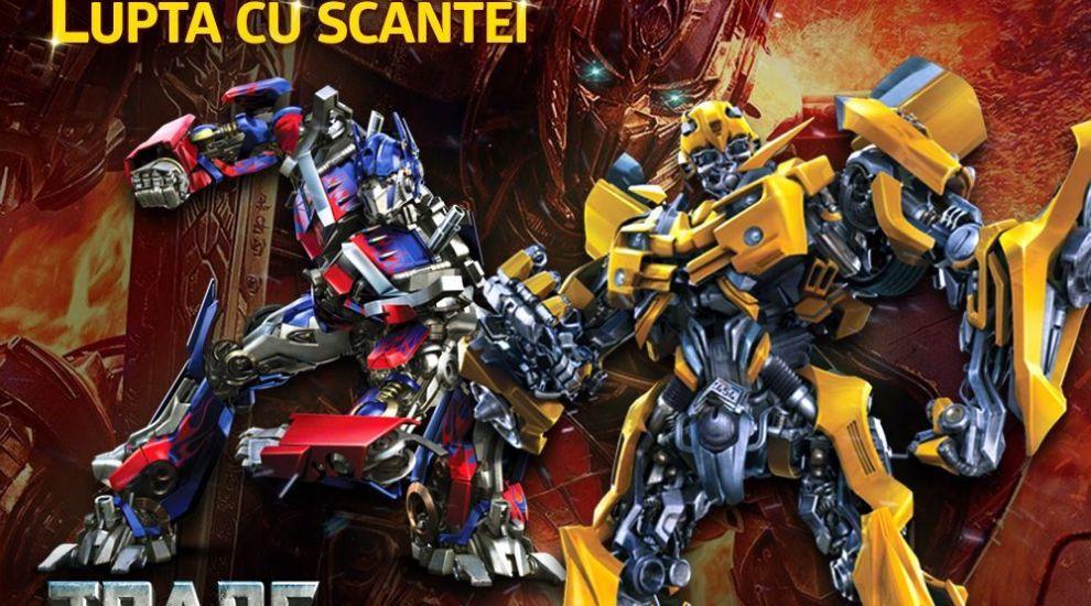 Seria Transformers vine la Pro TV! Nu rata, duminica de duminica, filmele de actiune care au marcat o generatie
