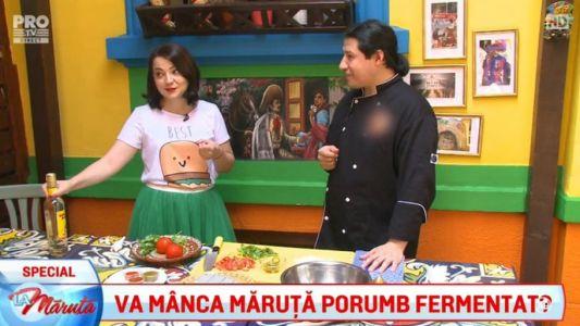 Va manca Maruta porumb fermentat?