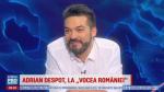 Adrian Despot este noul antrenor Vocea Romaniei!