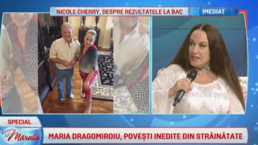 Maria Dragomiroiu, povesti inedite din strainatate