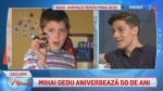 Mihai Dedu aniverseaza 50 de ani