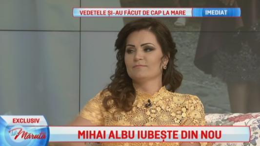 Mihai Albu iubeste din nou