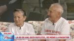 La 82 de ani, sotii Sufletel, de mana la maraton