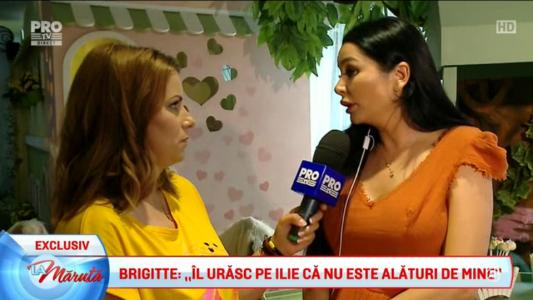 Brigitte, atac dur la fosta doamna Nastase