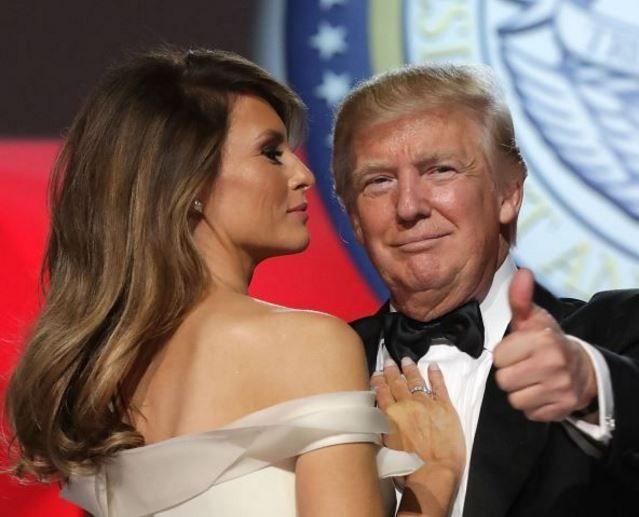 Expertii i-au dat de gol. Adevaratul motiv pentru care Melania Trump refuza sa isi tina sotul de mana in public