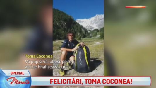 Felicitari, Toma Coconea!