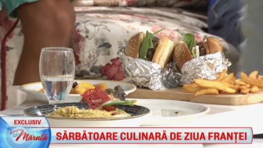 Sarbatoare culinara de Ziua Frantei