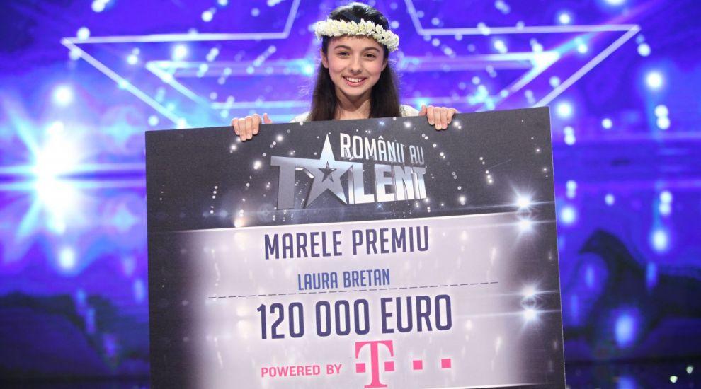 Laura Bretan, show in Romania. Unde si cand va canta castigatoarea Romanii au talent