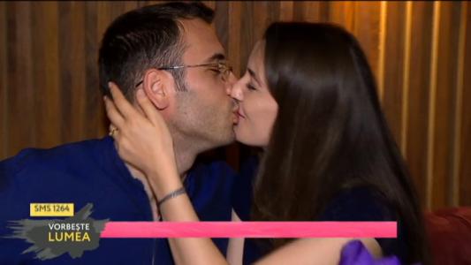 Daniel si Marina Nitoiu, dragoste ca in povesti