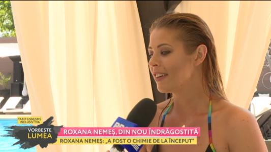 Roxana Nemes, pregatita pentru vara
