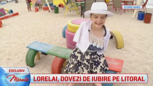 Lorelai, dovezi de iubire pe litoral