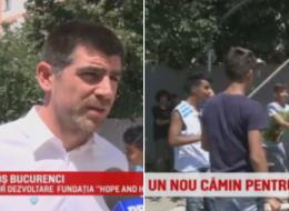 Fundatia  Hope and Homes for Children  a inaugurat in Sectorul 3 din Bucuresti o casa de tip familial numita  Speranta