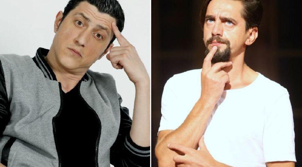 Costi Dita si Cosmin Natanticu, capitani de echipa in quiz show-ul Pe bune?!