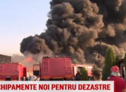 Inspectoratul General pentru Situatii de Urgenta va primi echipamente in valoare de 600 de milioane de euro