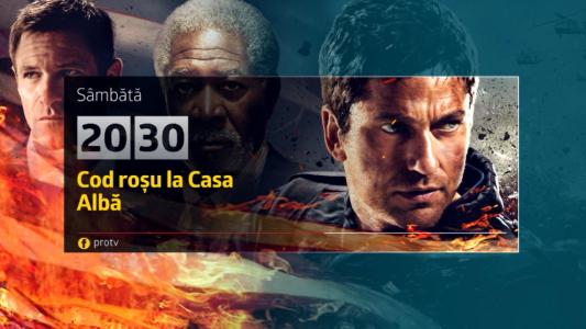 Cod Rosu la Casa Alba, sambata, 5 august, de la 20:30, la Pro TV
