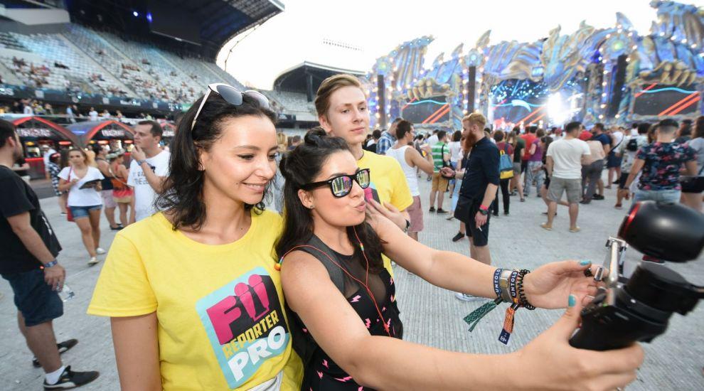 #fiireporterPRO la UNTOLD - DAY 3: Oana si reporterii descopera povestea celui mai mare festival de muzica din Romania