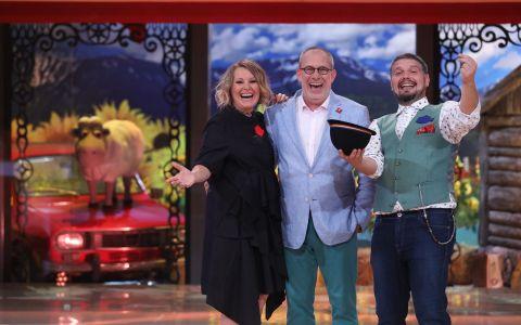 Romania, jos palaria! este show-ul super-distractiei din aceasta toamna, la Pro TV