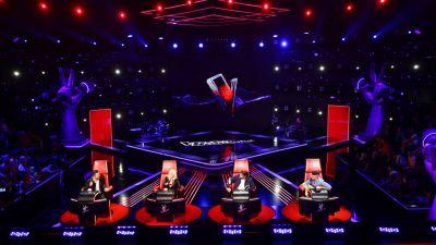 """""""Vocea Romaniei"""" 2017 - Sezonul 7: VIDEO"""