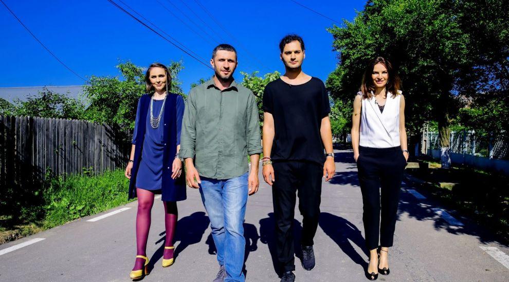 Adela Parvu, Alina Vilcu si Omid Ghannadi vorbesc despre atmosfera de la filmarile sezonului patru Visuri la cheie