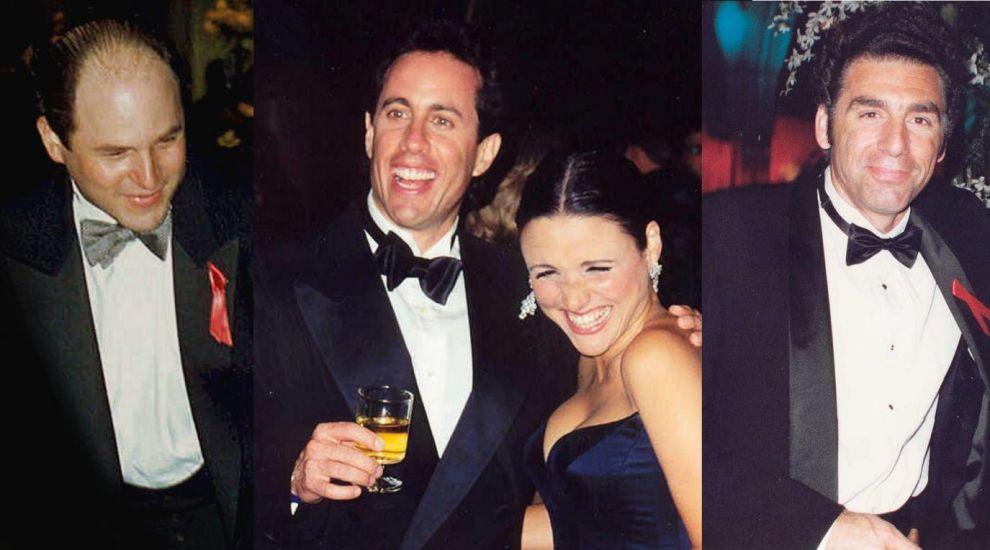 George Costanza povesteste o saptamana tipica de la filmarile Seinfeld. Cu cate camere era filmat serialul