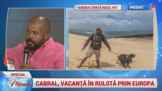 Cabral, vacanta cu rulota prin Europa