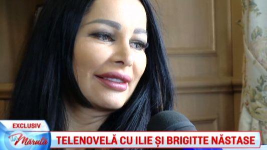 Telenovela cu Ilie si Brigitte Nastase