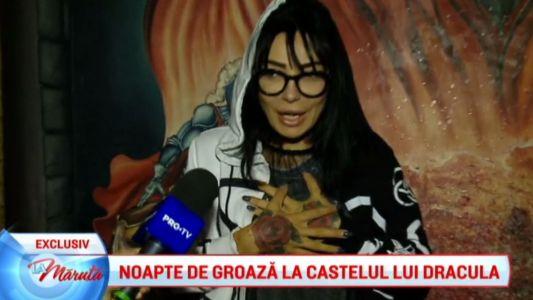 Noapte de groaza la castelul lui Dracula